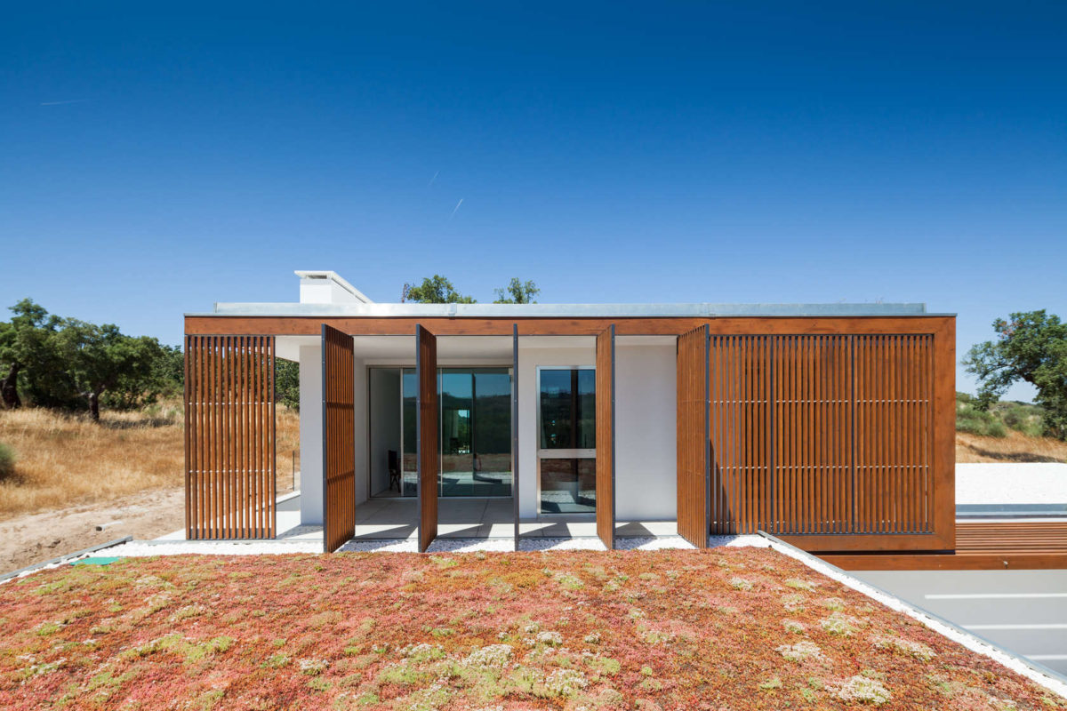 Дизайн частного дома на природе: 8 проектов