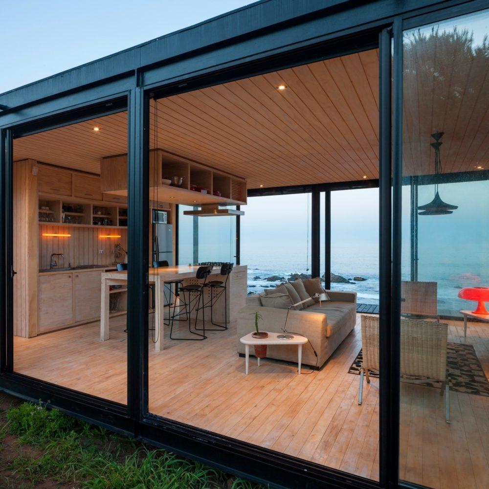 Проекты дачных домов на природе нового поколения: 8 примеров