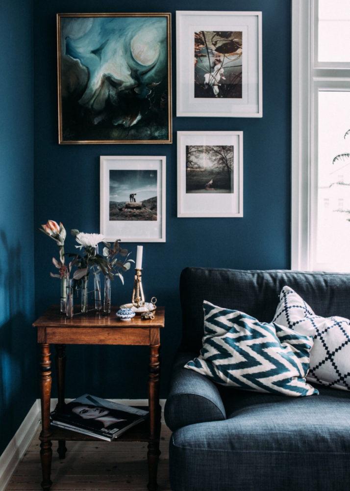 Вдохновение в  цветах:   Светло-серый, Серый, Синий, Черный.  Вдохновение в  .
