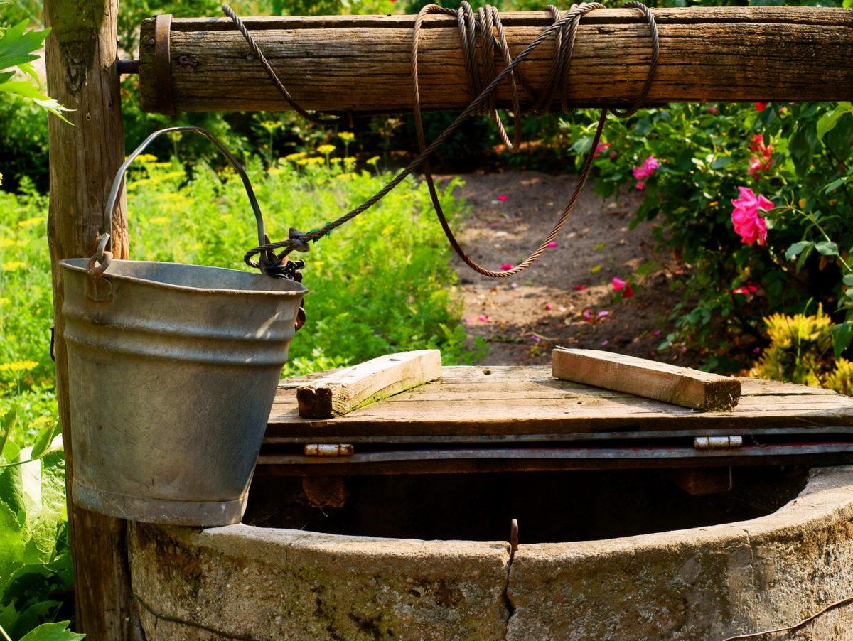 Очистка воды из собственного колодца