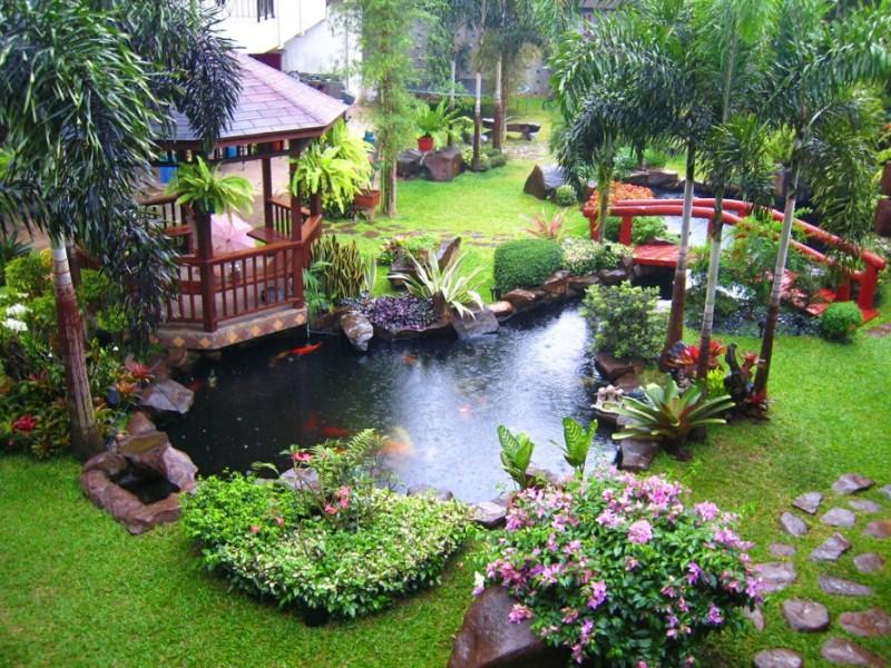 Сад и участок в  цветах:   Зеленый, Светло-серый, Серый, Темно-зеленый, Черный.  Сад и участок в  .