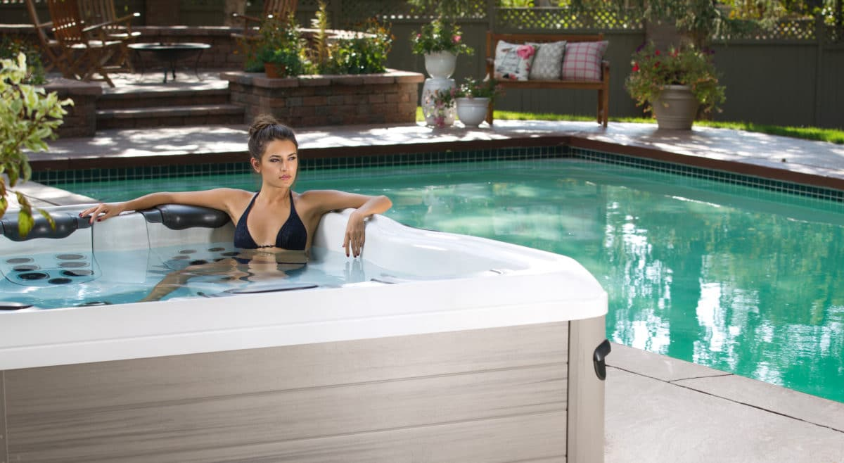 Как установить спа-бассейн