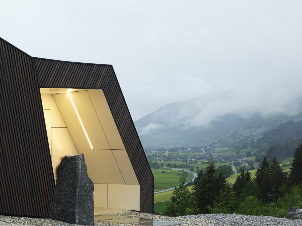 Загородный дом, который вам понравится: бетон, натуральное дерево и чистый стиль