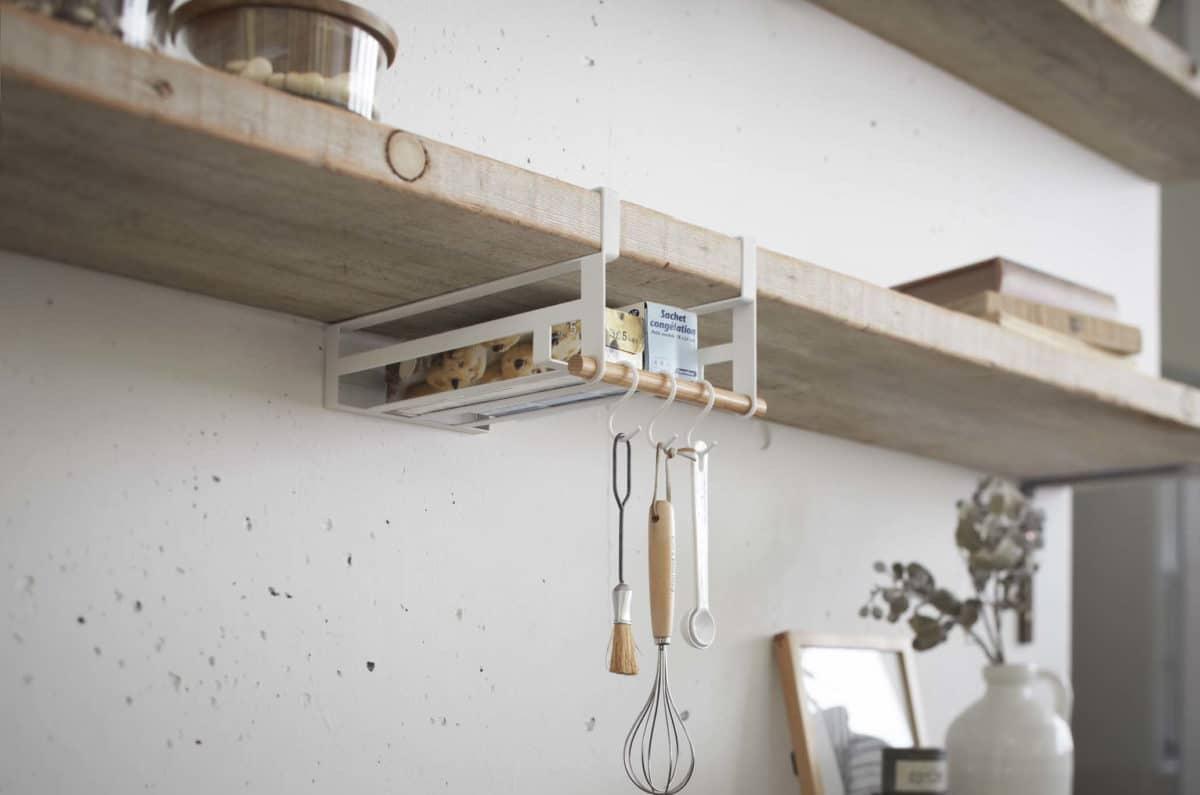 Всё гениальное просто: 13 идей из Японии для умного хранения на кухне
