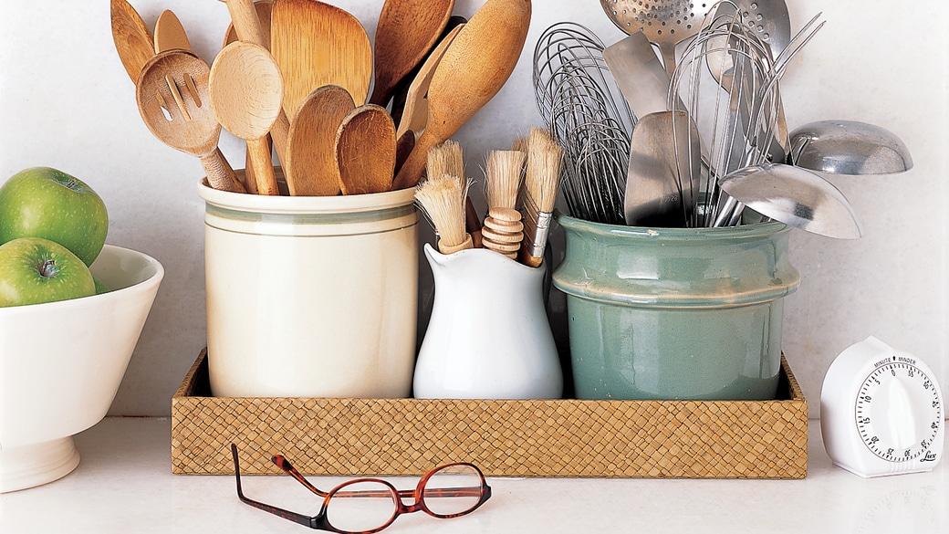 19 идей хранения мелочей, которые сделают кухню уютной