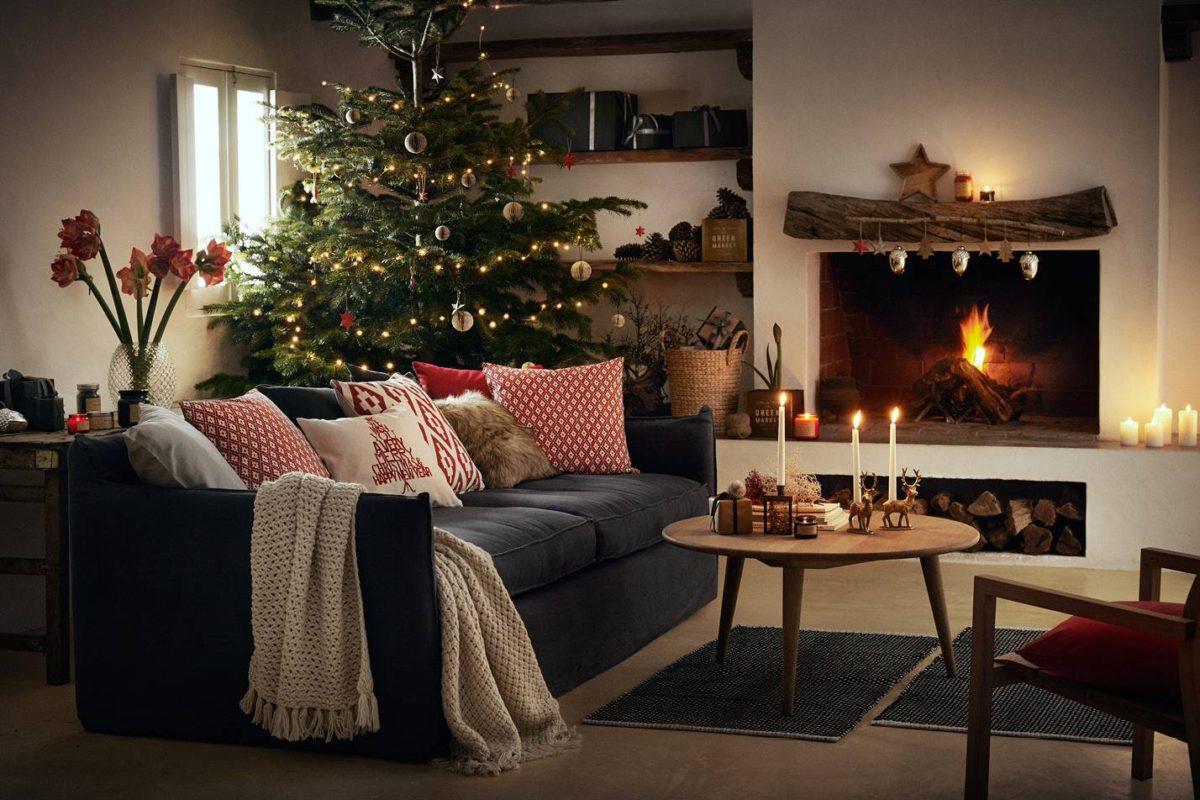 Всё для встречи Нового года: зимняя коллекция H&M Home