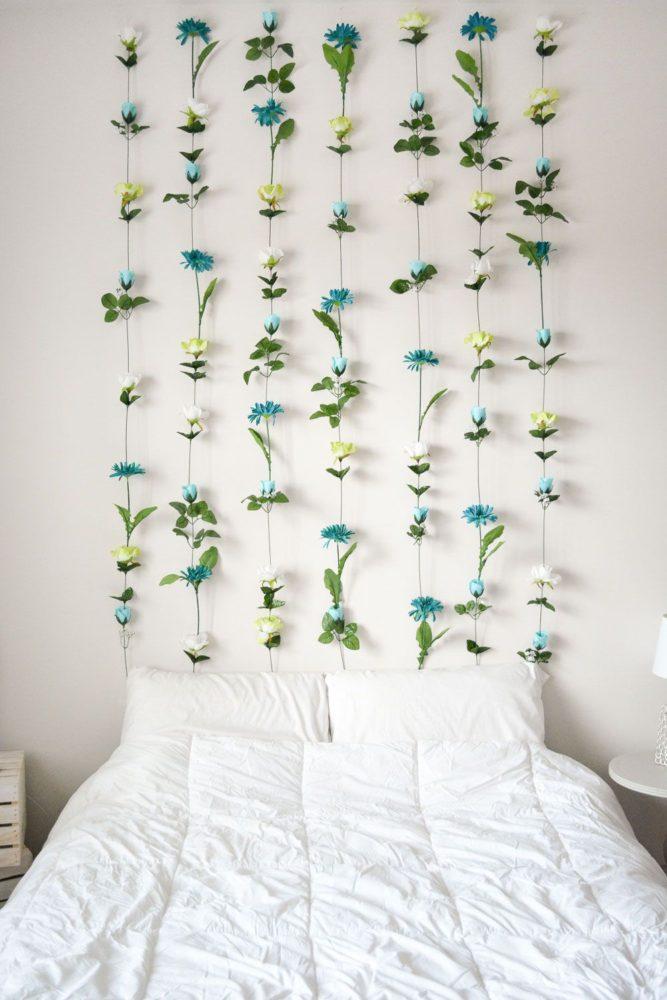Спальня в  цветах:   Белый, Светло-серый.  Спальня в  стиле:   Минимализм.