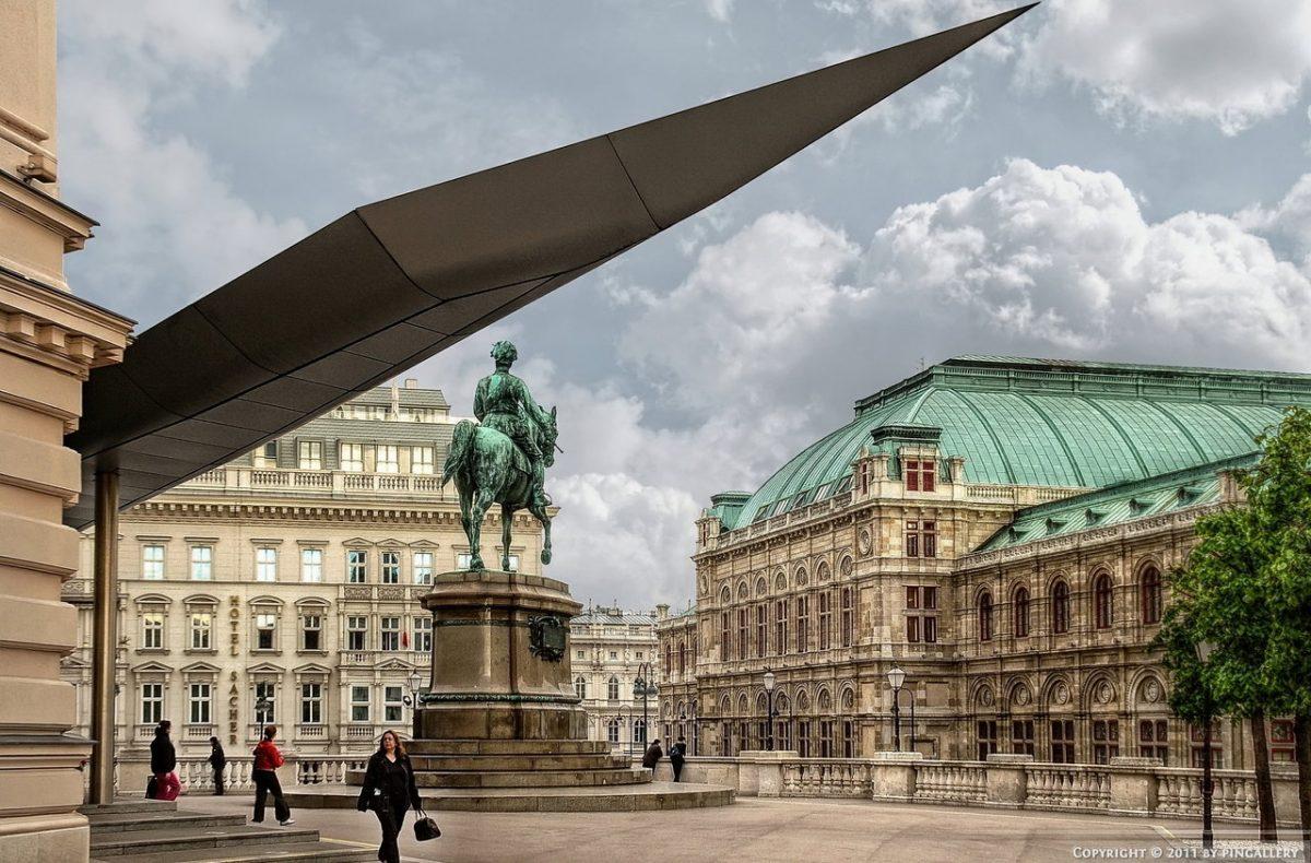 Архитектурные экскурсии Roomble: за искусством — в Вену