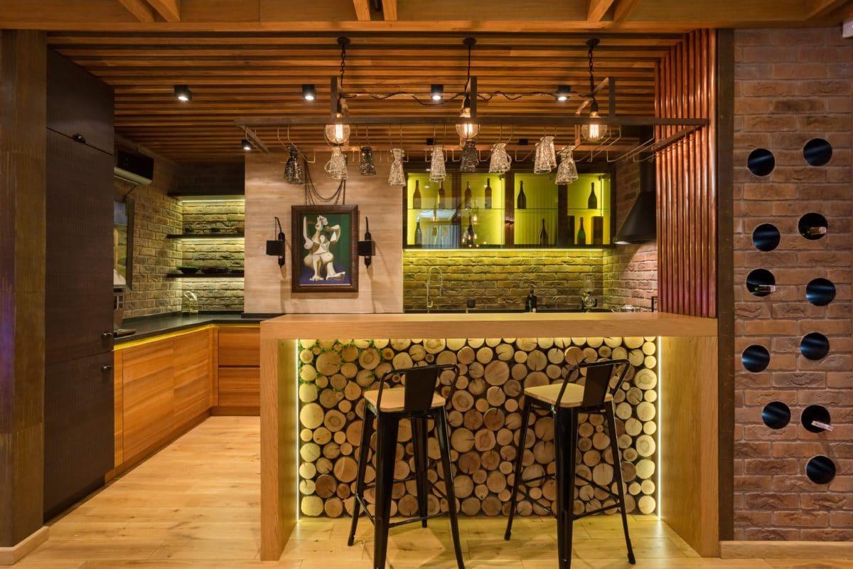 Дизайн квартиры в стиле лофт: 5 лучших проектов года