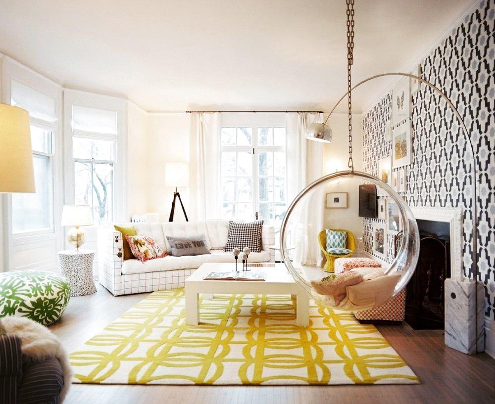 Идеи для декора съёмной квартиры от профи