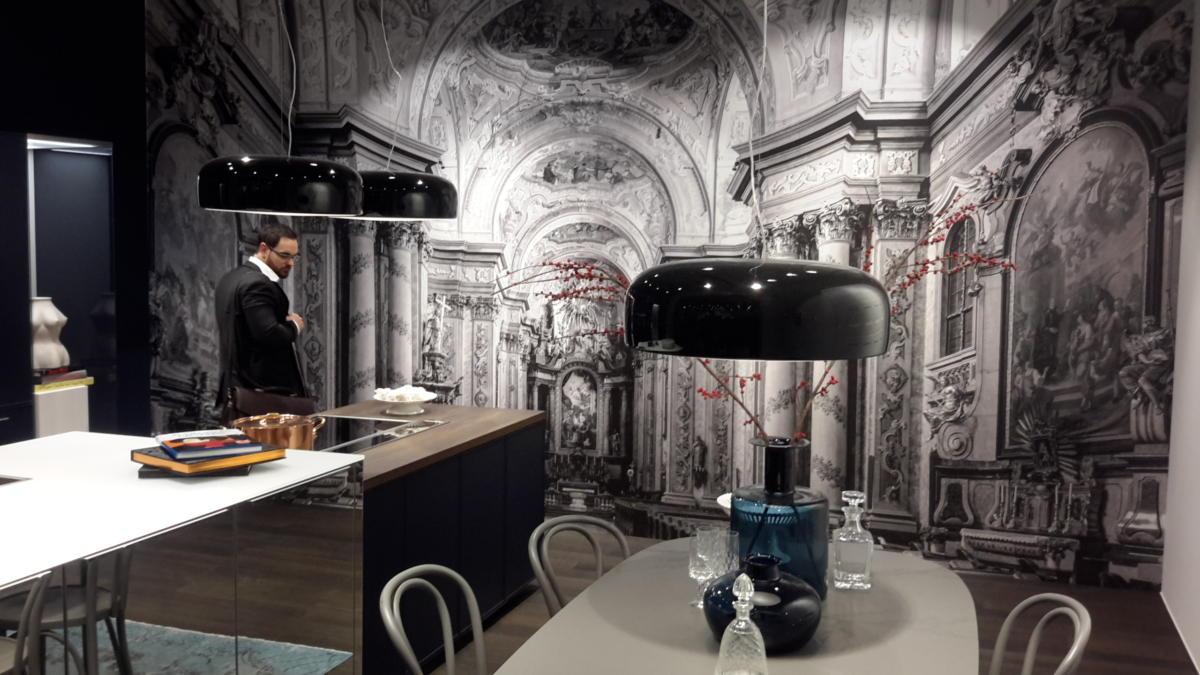 21 новинка мебели и 11 самых современных кухонных технологий 2017 года