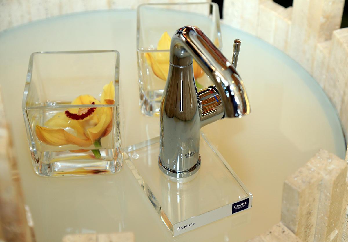 Компания Grohe представила в Алма-Ате новую коллекцию смесителей