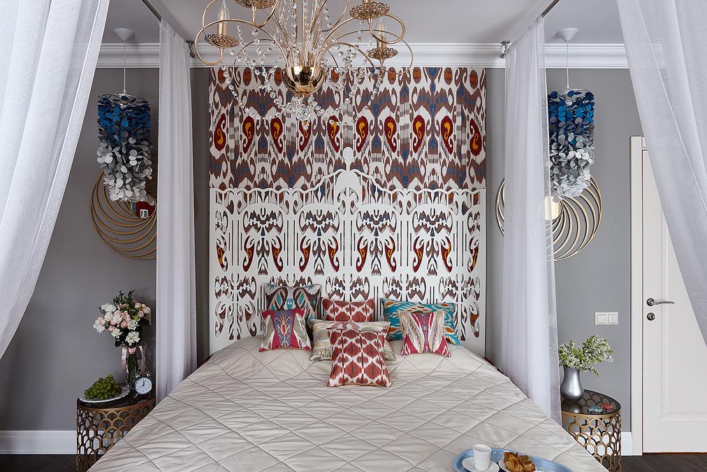 Спальня с Первого канала, которая вам понравится