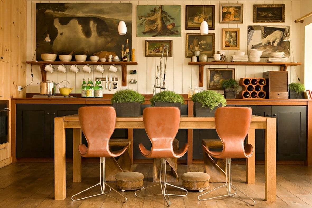 Весеннее преображение кухни: 130 идей и 20 советов