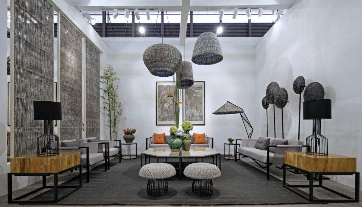 Мебель из Китая: репортаж с китайской выставки CIFF 2017