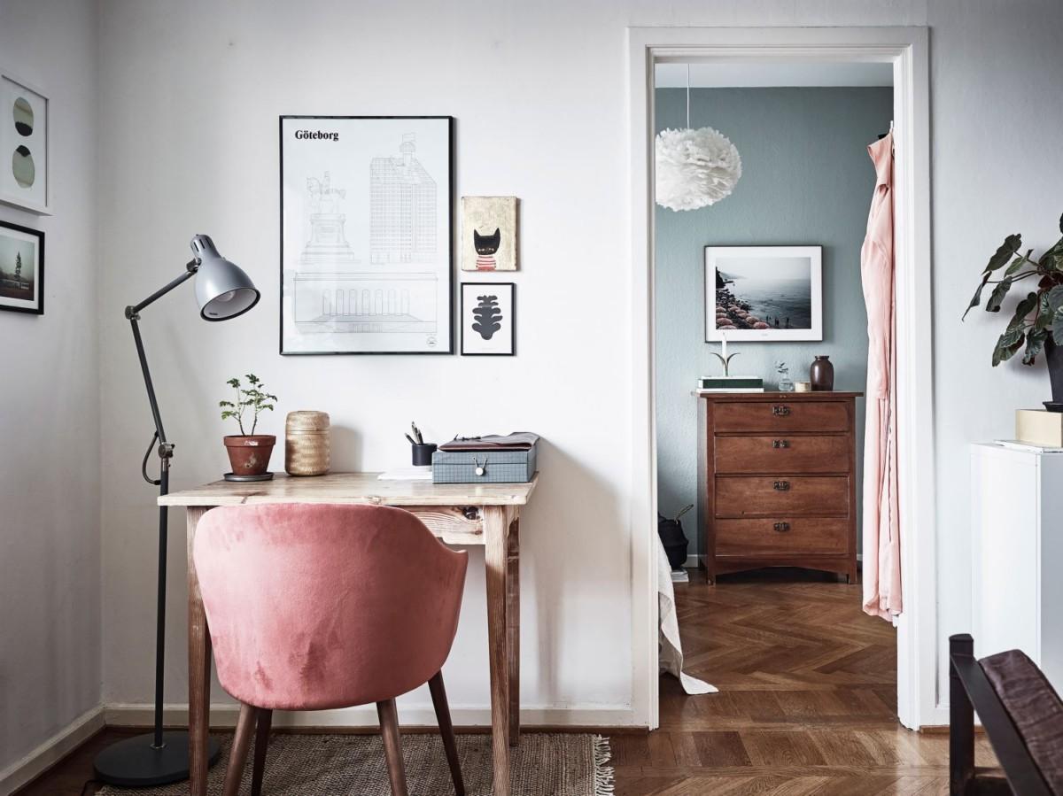 Как правильно организовать домашний кабинет