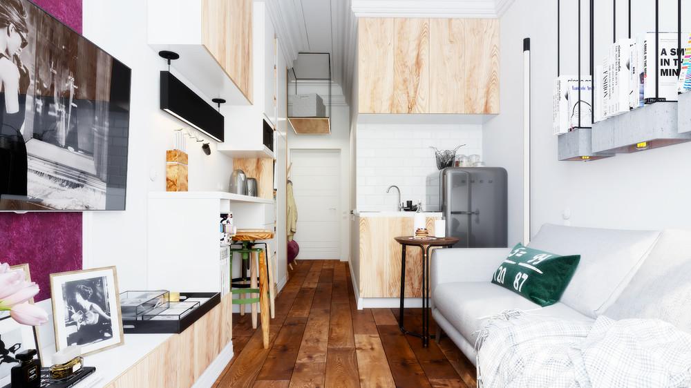 Маленькие квартиры: что делать, к чему стремиться и о чём лучше забыть