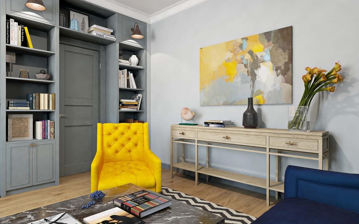 5 трёхкомнатных квартир в современном стиле
