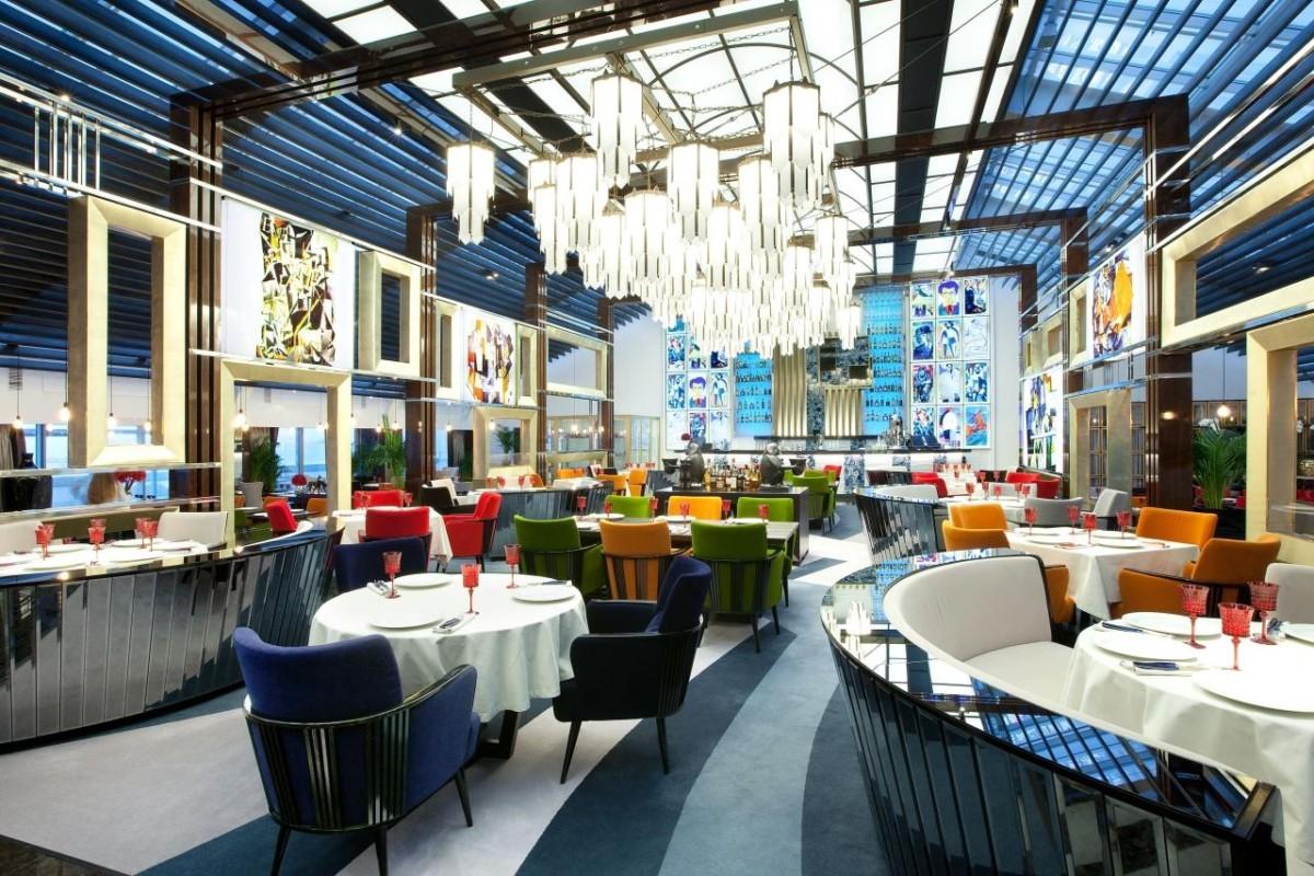 6 ресторанов Раппопорта с самым крутым дизайном