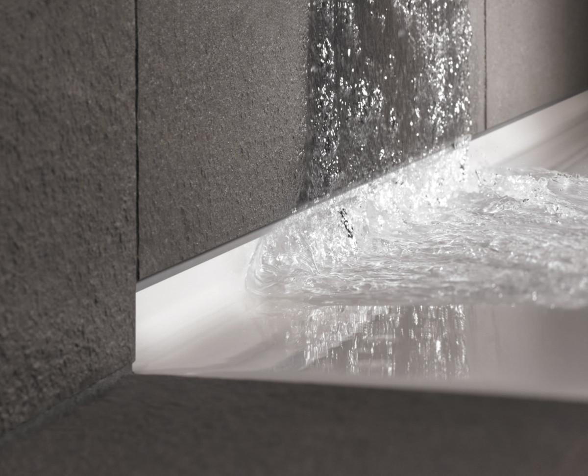 Найдено решение проблемы зазора между ванной и стеной