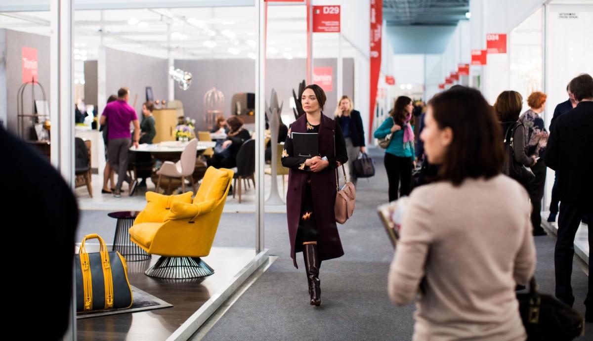 Главное мероприятие октября: выставка дизайна iSaloni WorldWide Moscow