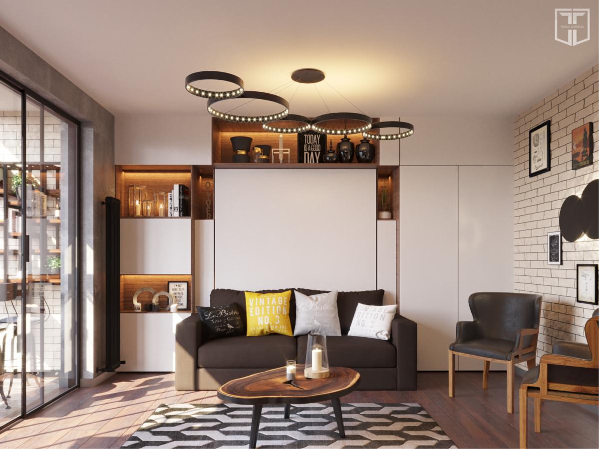 Все три группы можно отдельно включать, тем самым задавая разные сценарии освещения, от яркого, строго офисного, до приглушённо-расслабляющего, как в club lounge.