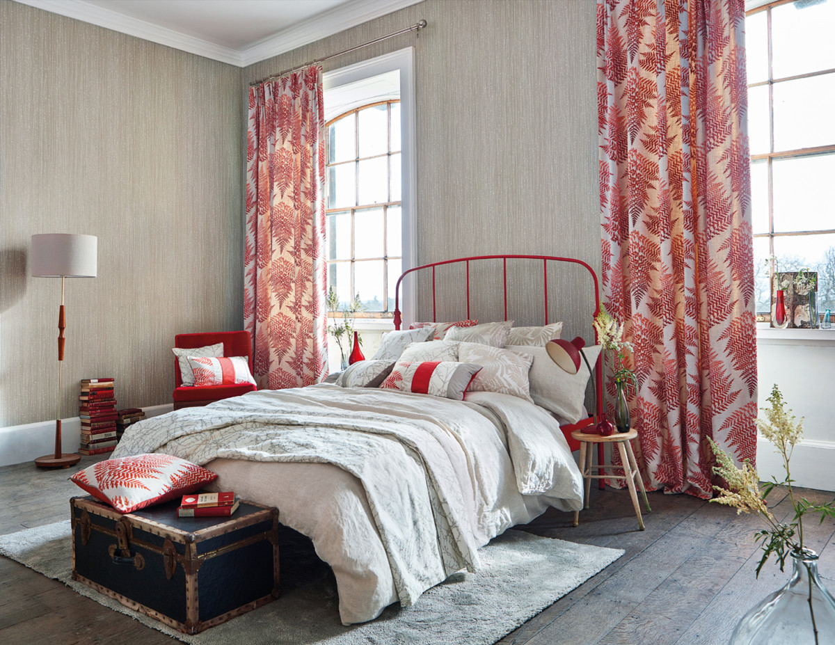 Шторы для спальни: 7 беспроигрышных идей
