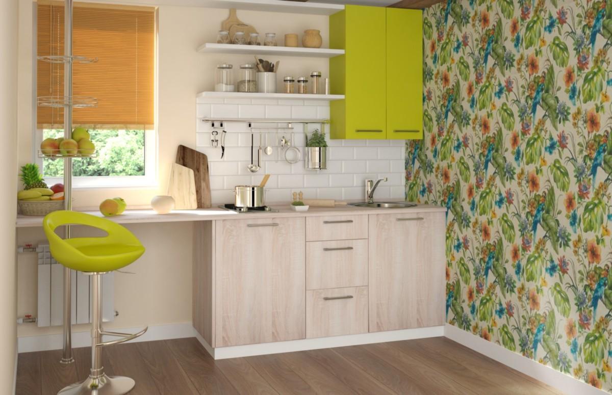 Простор для фантазии с кухнями Delinia от «Леруа Мерлен»