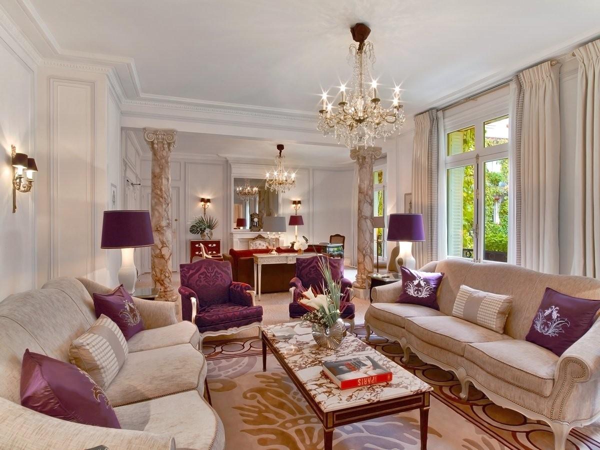 Отель в Париже, где надо побывать хоть раз: Plaza Athénée