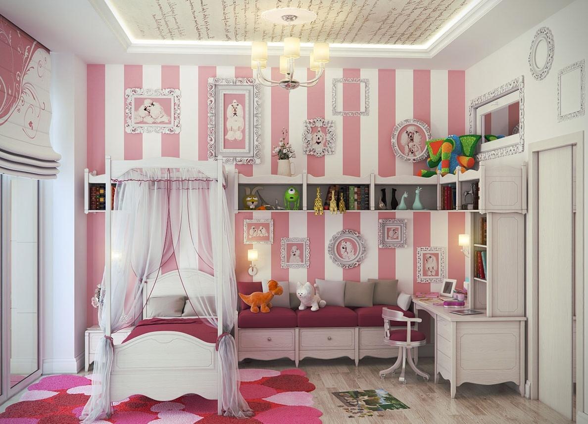 12 милых идей для детской комнаты из Instagram