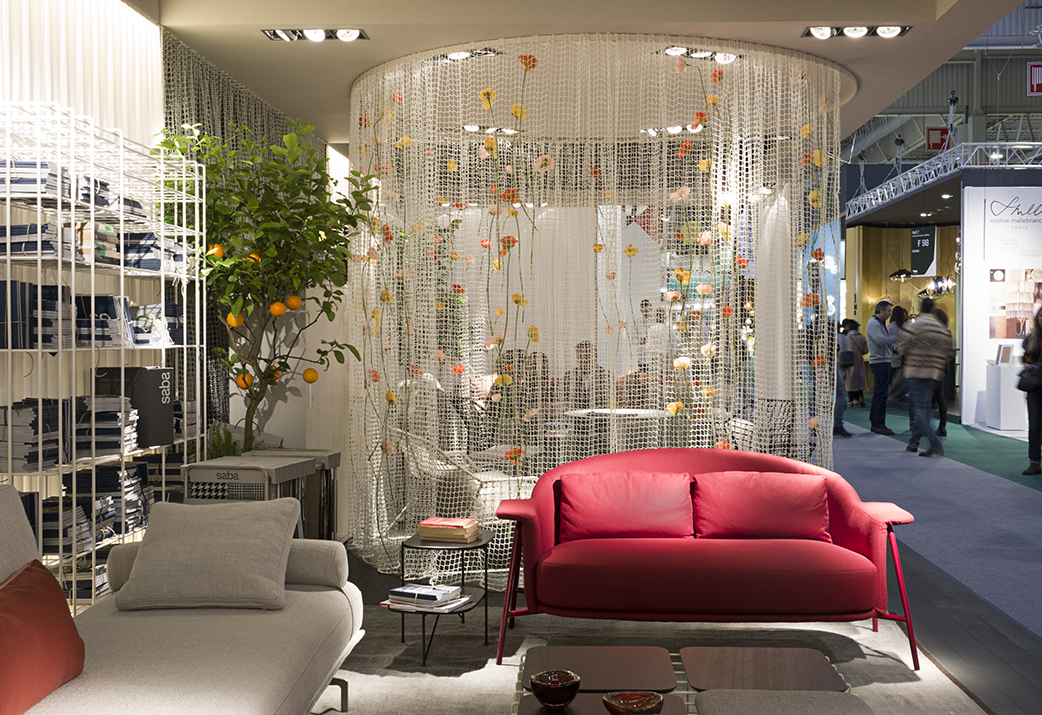 Самый милый диван: новинка Salone del Mobile Milano 2018