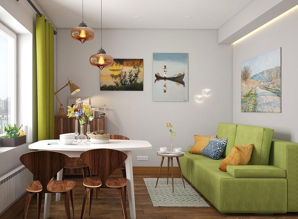 Двухкомнатная квартира: реальный пример хорошей перепланировки