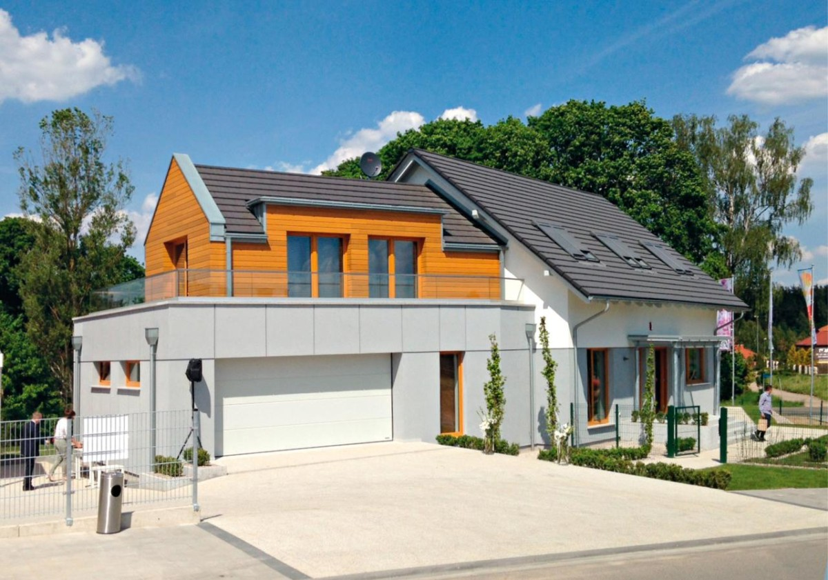 Вентилируемый фасад для загородного дома: плюсы и минусы