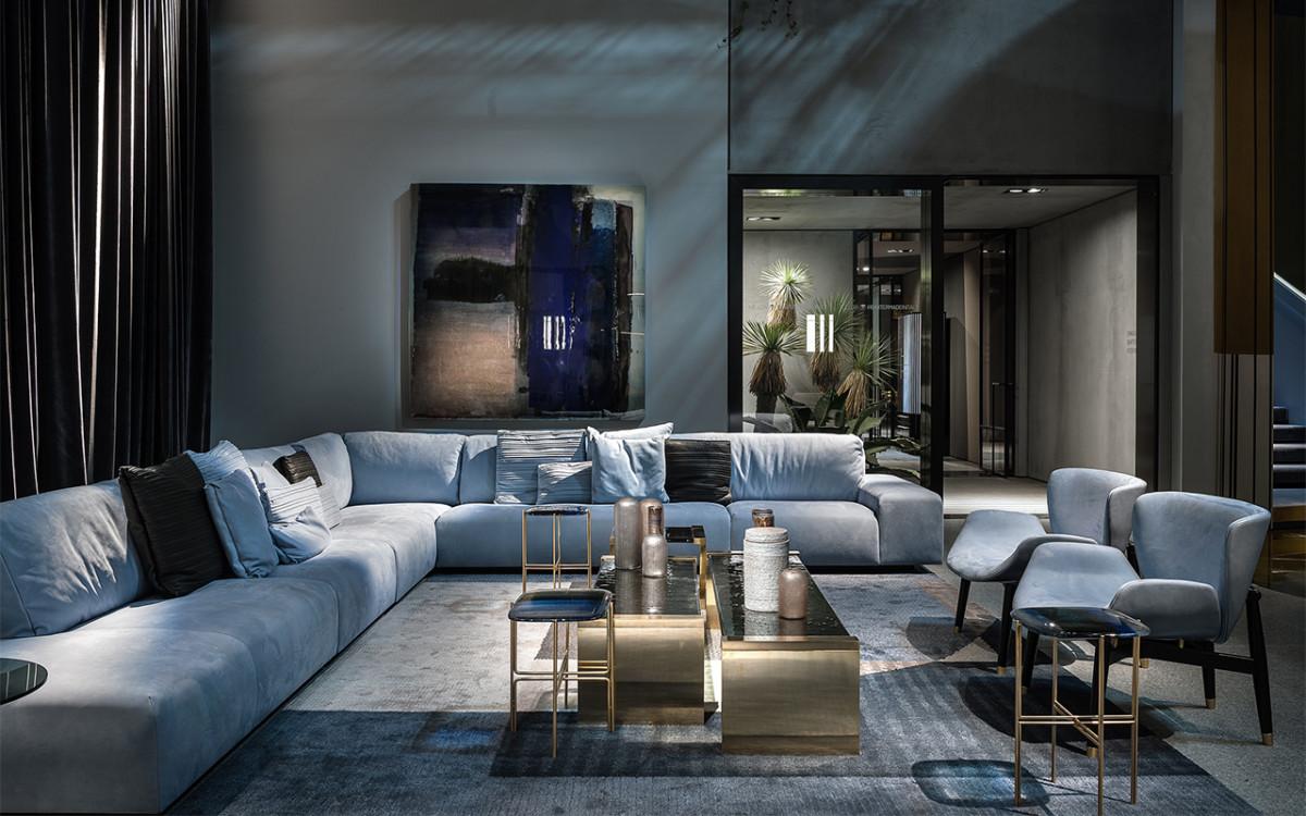 Новинки современной мебели с выставки Salone del Mobile 2018