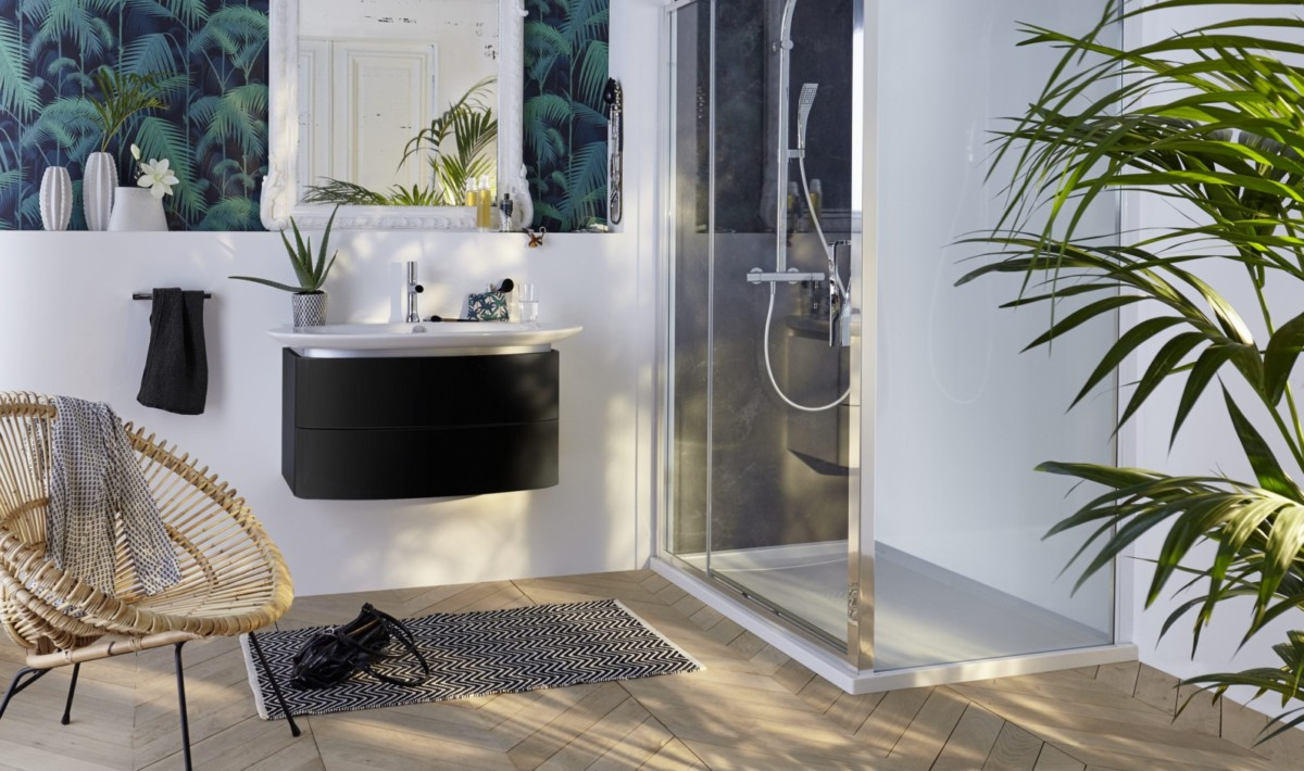 Французский шик: 3 новых стиля и 17 идей для интерьера ванной комнаты
