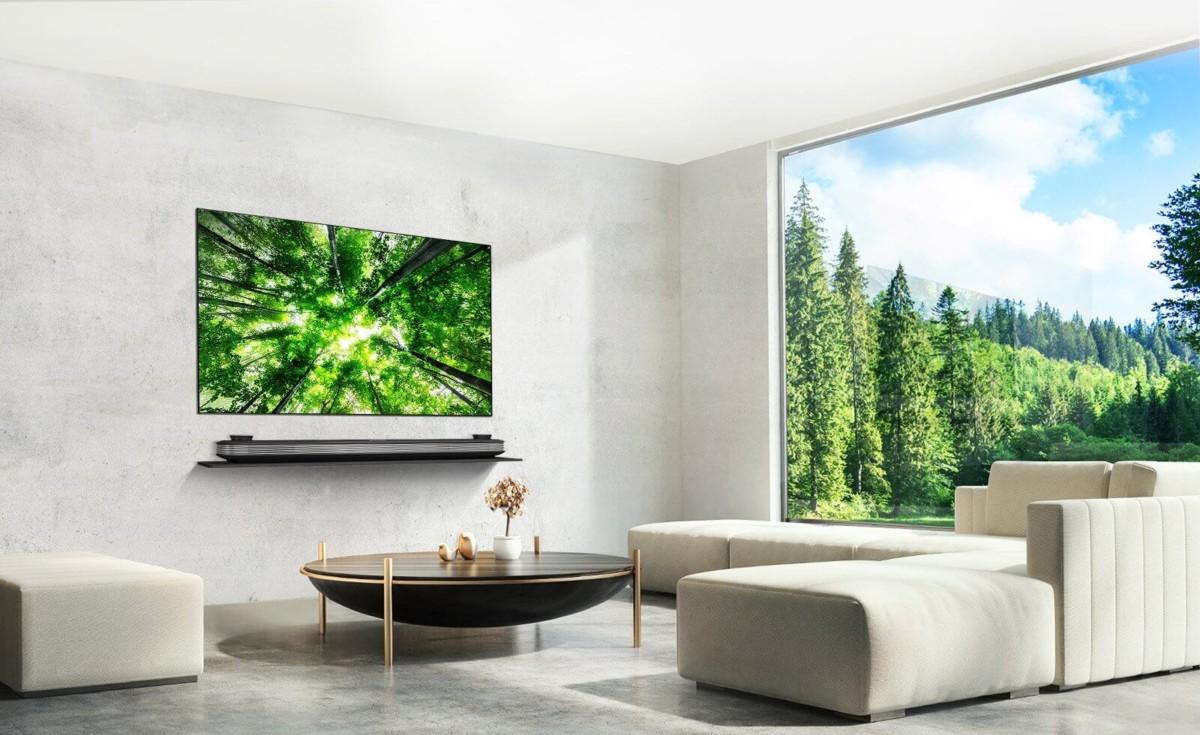 Компания LG Electronics представила новый телевизор