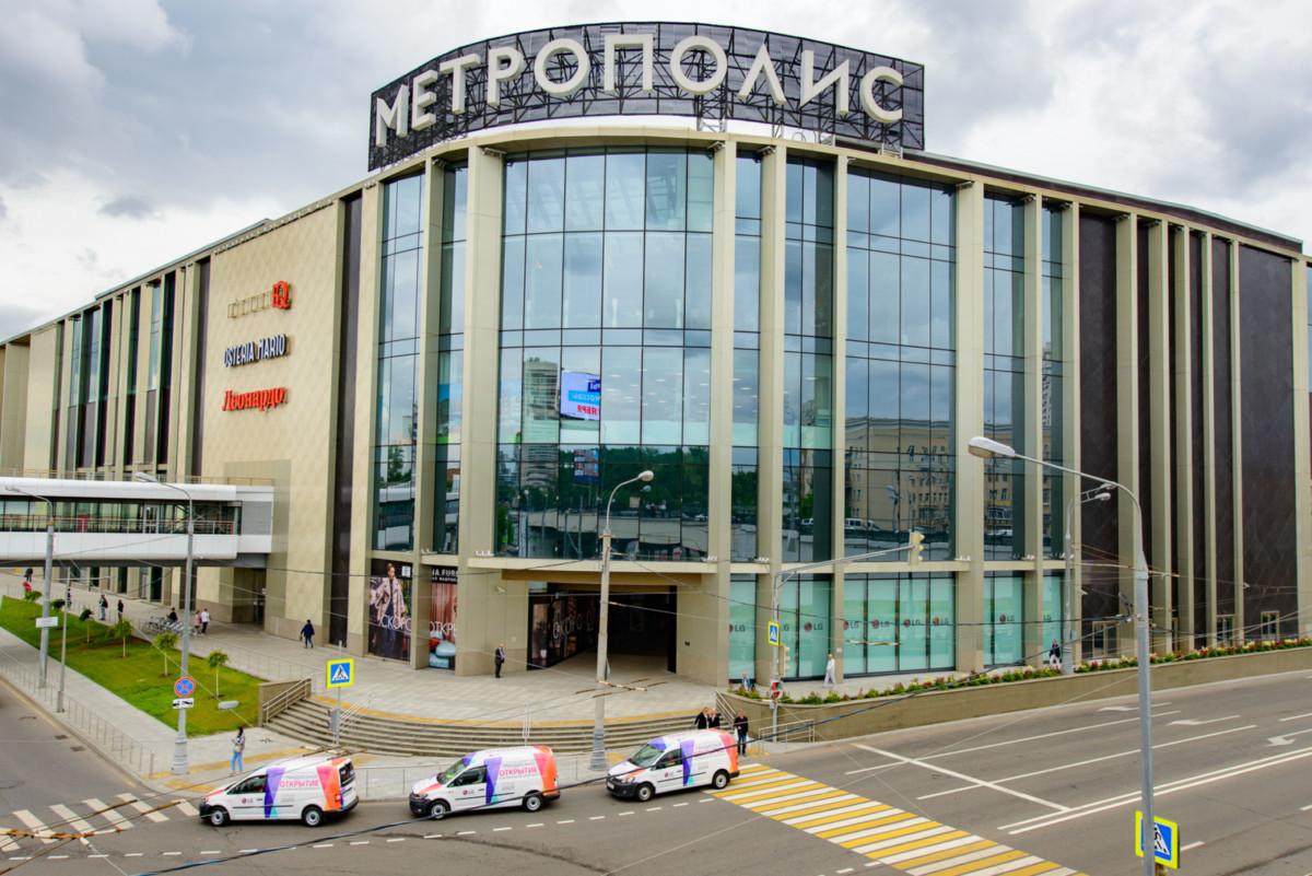 Компания LG Electronics открыла в ТЦ «Метрополис» премиальный магазин бытовой техники и электроники