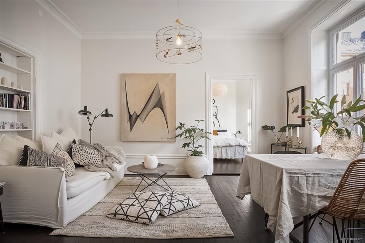 Сколько стоит ремонт квартиры площадью 45 метров: 2 варианта на разный бюджет