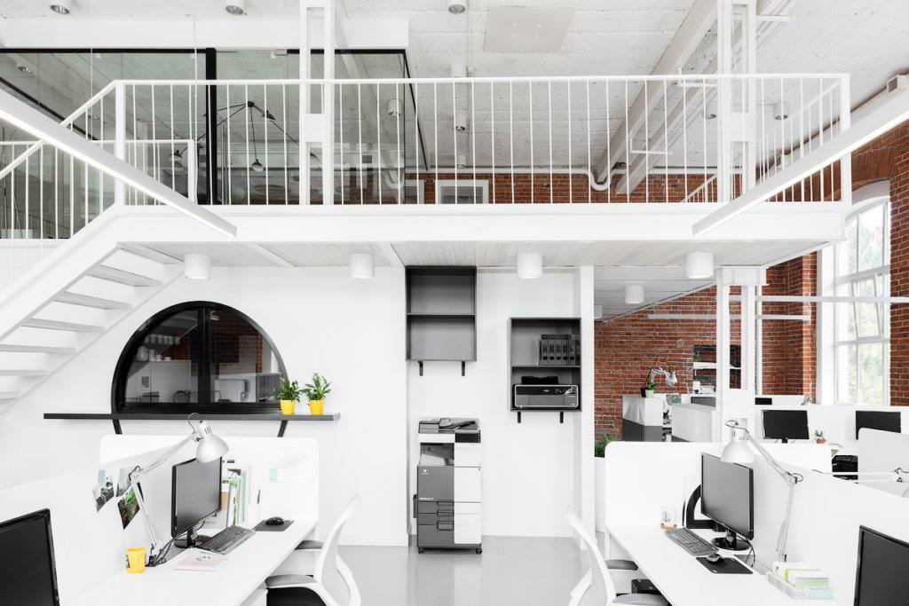 Каким должен быть современный офис, в котором комфортно работать