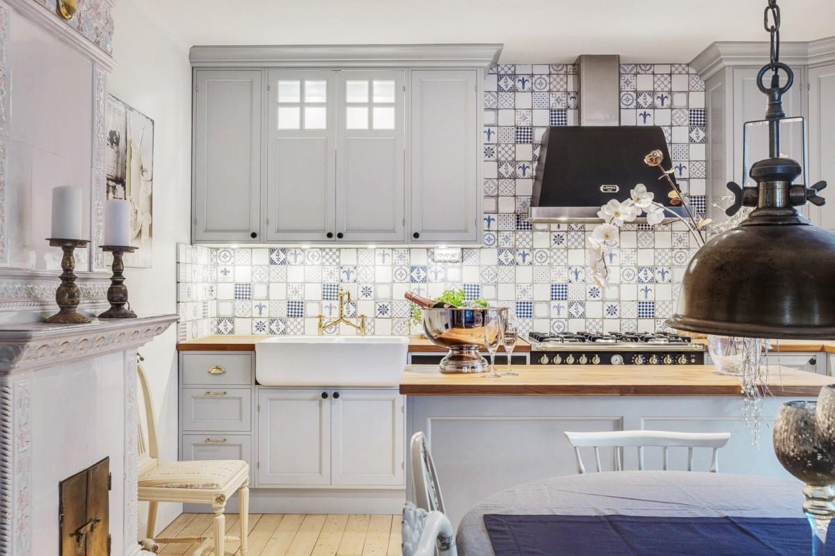 Как оформить кухню в стиле прованс: 10 особенностей и мнение профессионала