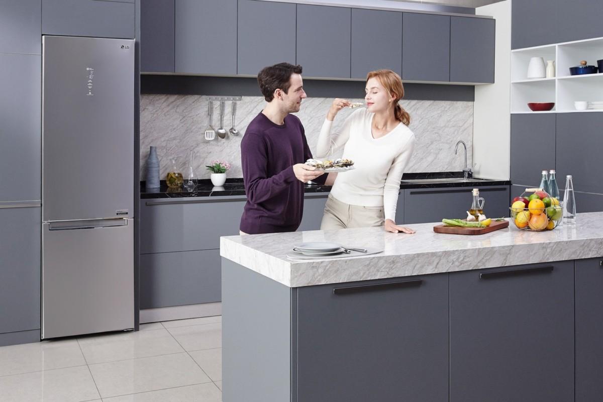 Новый холодильник премиум-класса от LG Electronics