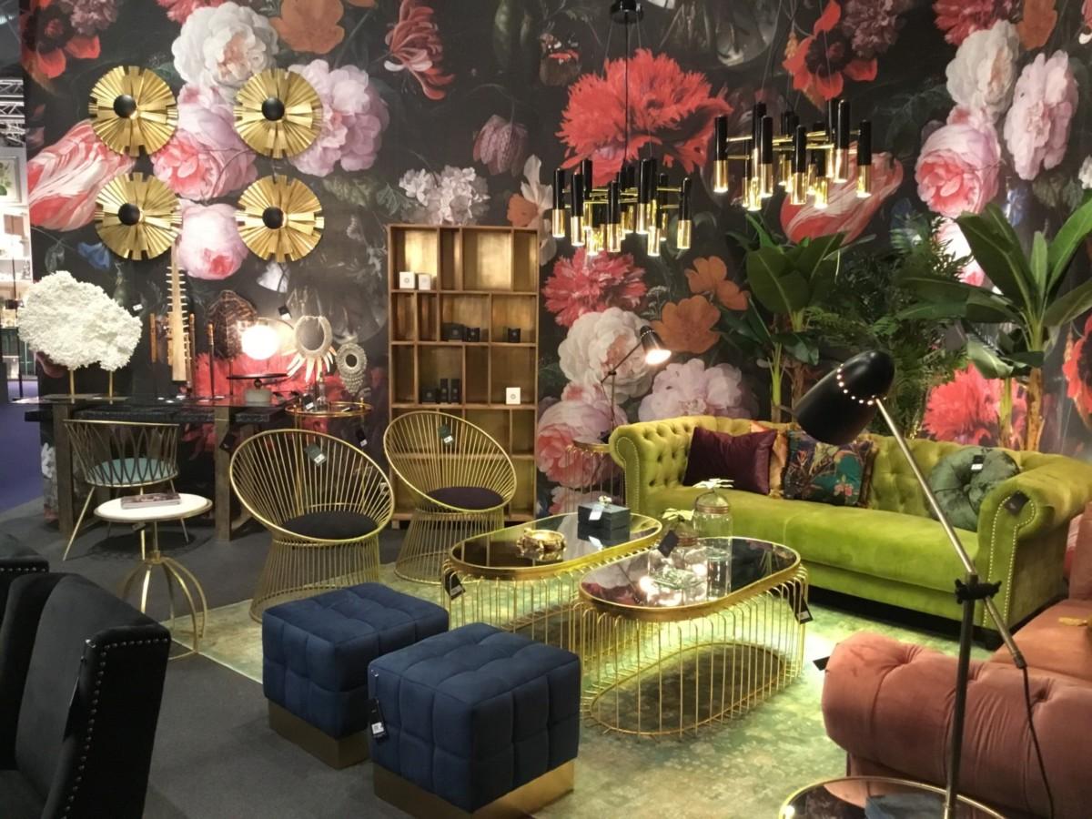 207 ярких впечатлений с выставки Maison&Objet: мебель, свет и декор