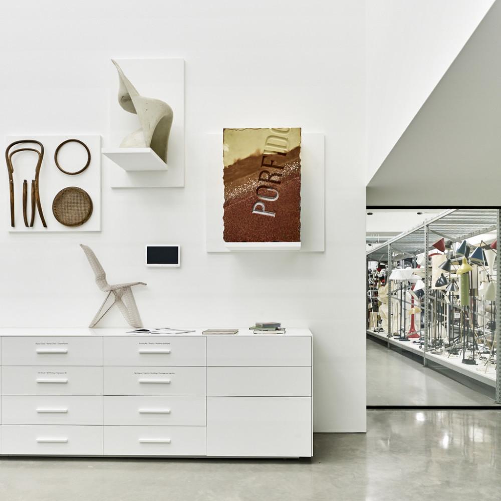 22 февраля в Музее дизайна Vitra откроется выставка Антона Лоренца