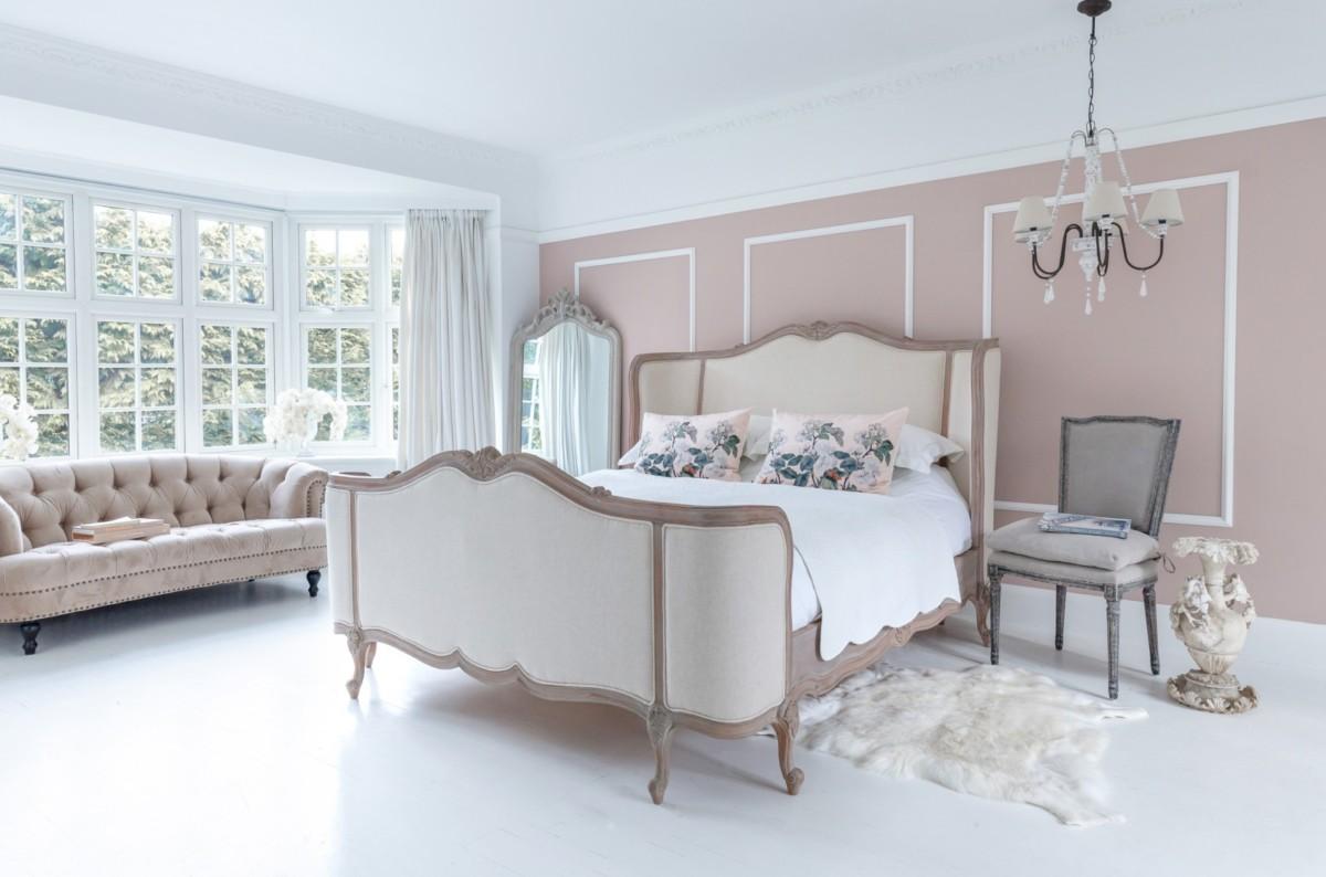 10 безупречных спален во французском стиле