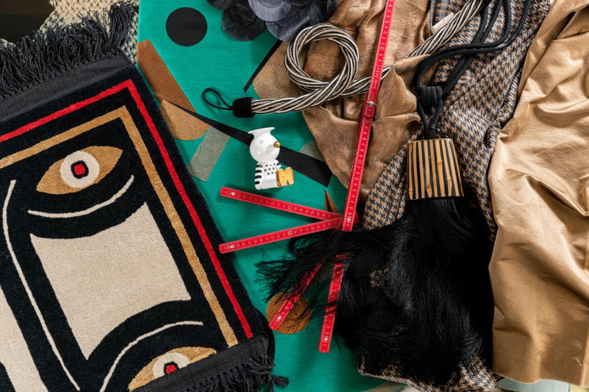Очень красивые ткани: 8 текстильных подборок от дизайнера