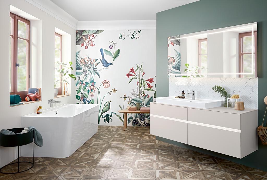 Новая коллекция Villeroy & Boch для ванных комнат
