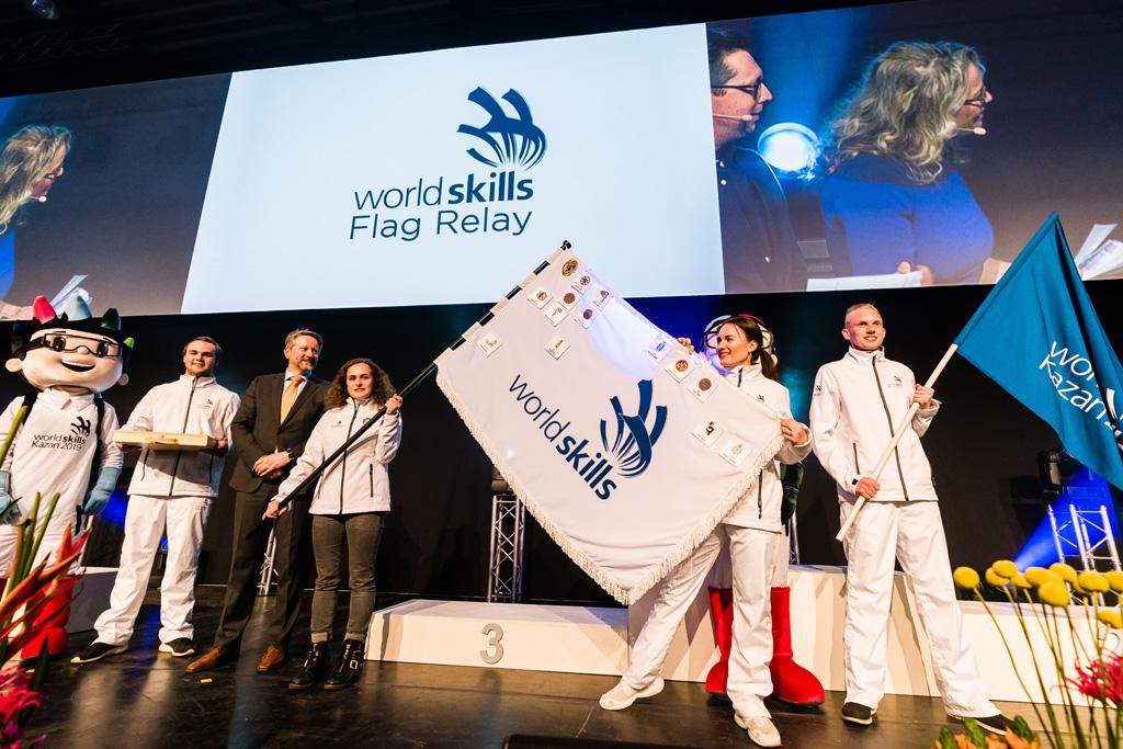С 22 по 27 августа в Казани пройдёт Международный чемпионат WorldSkills