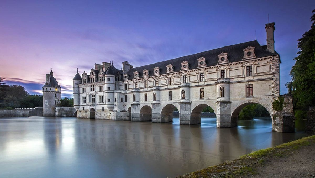 Тайны французских замков глазами художника по интерьерам
