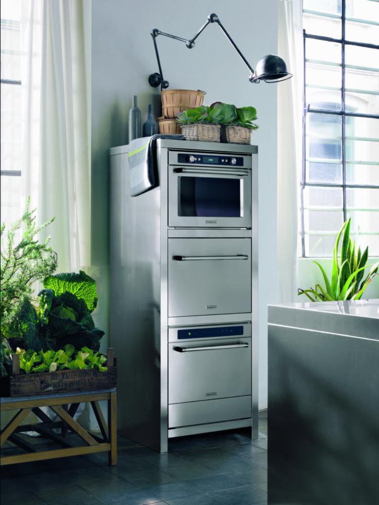 Из каких приборов состоит система Chef Touch от бренда KitchenAid
