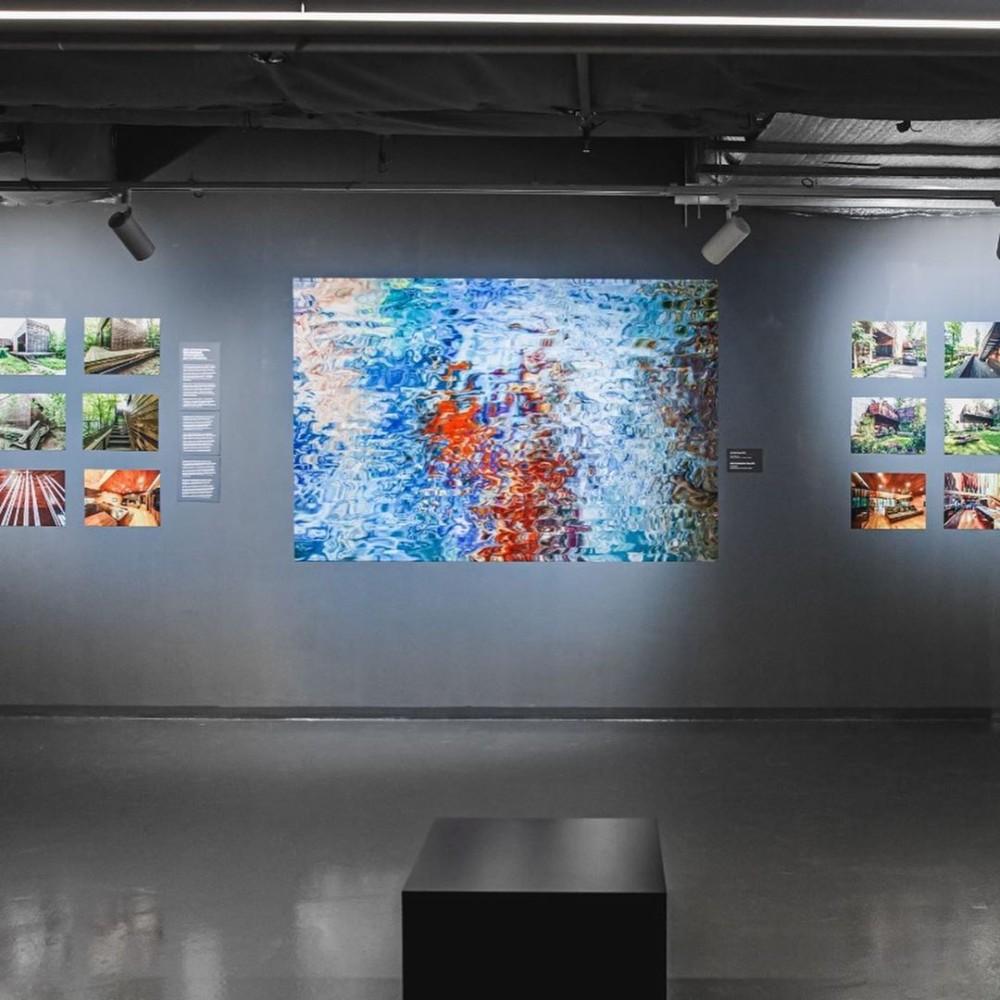 В Москве открылась выставка работ архитектора Ивана Шалмина